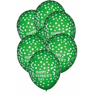 Ballons St Patrick