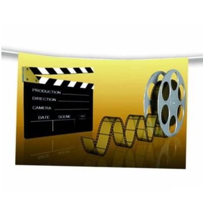 Guirlande thème cinéma