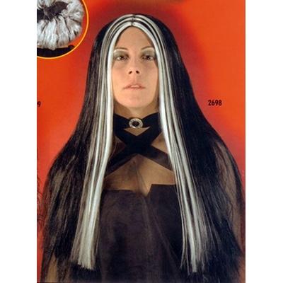 Perruque Halloween Elvira
