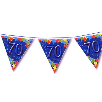 Guirlande fanions 70 ans