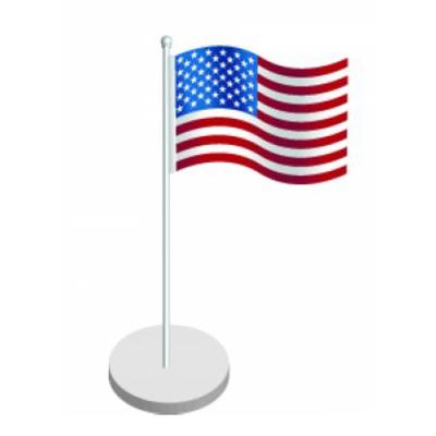 Centre de table USA