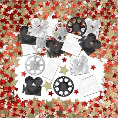 Confettis de Table Thème Cinéma