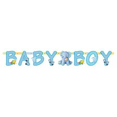 Guirlande Baby Boy