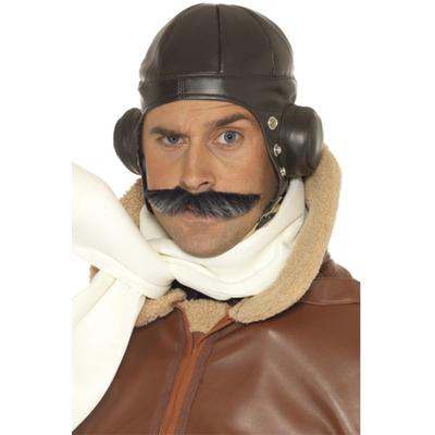 Echarpe d'aviateur en soie