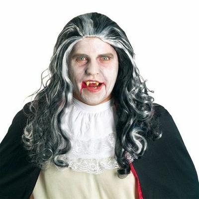 Perruque de Vampire Dracula