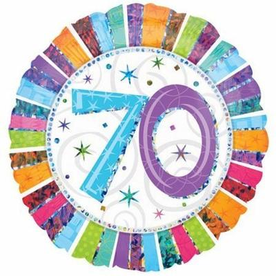 Ballon 70 Ans