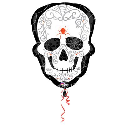 Ballon mylar jour de la mort
