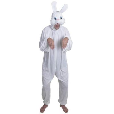 Déguisement de lapin blanc