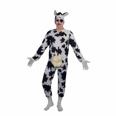 Déguisement de Vache Adulte Avec Mamelles