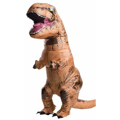 Déguisement dinosaure T Rex gonflable