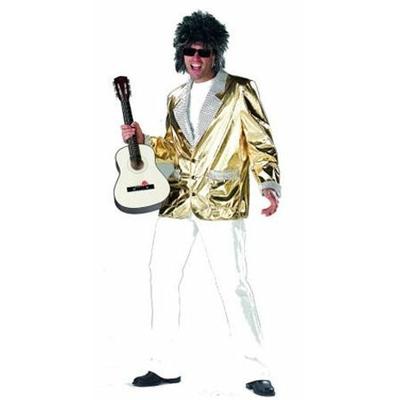 Veste Elvis Or