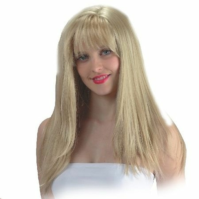 Perruque Winter Girl Blonde