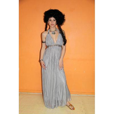 Costume luxe de prêtresse grecque