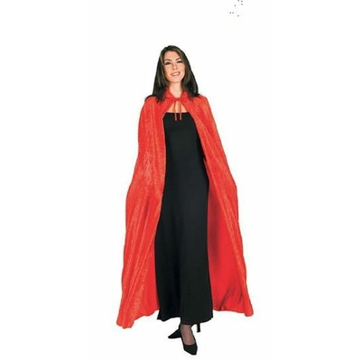 Cape En Velours Rouge