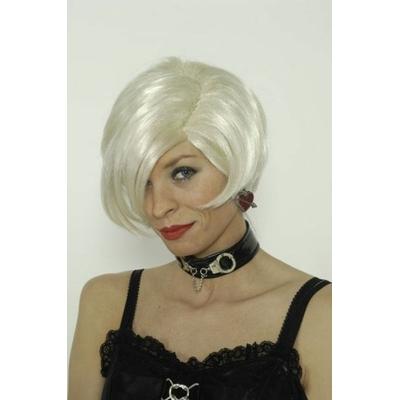 Perruque debby Blonde Platine