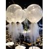 ballon geant transparents