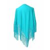 foulard-espagnol-turquoise