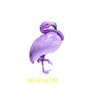 BALLON FLAMAND VIOLET