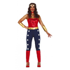 deguisement captain america fille