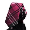 cravate-ecossaise-rose-z