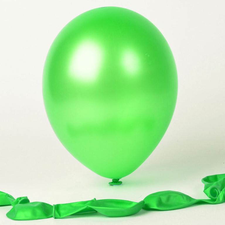 ballon-metal-vert-anis