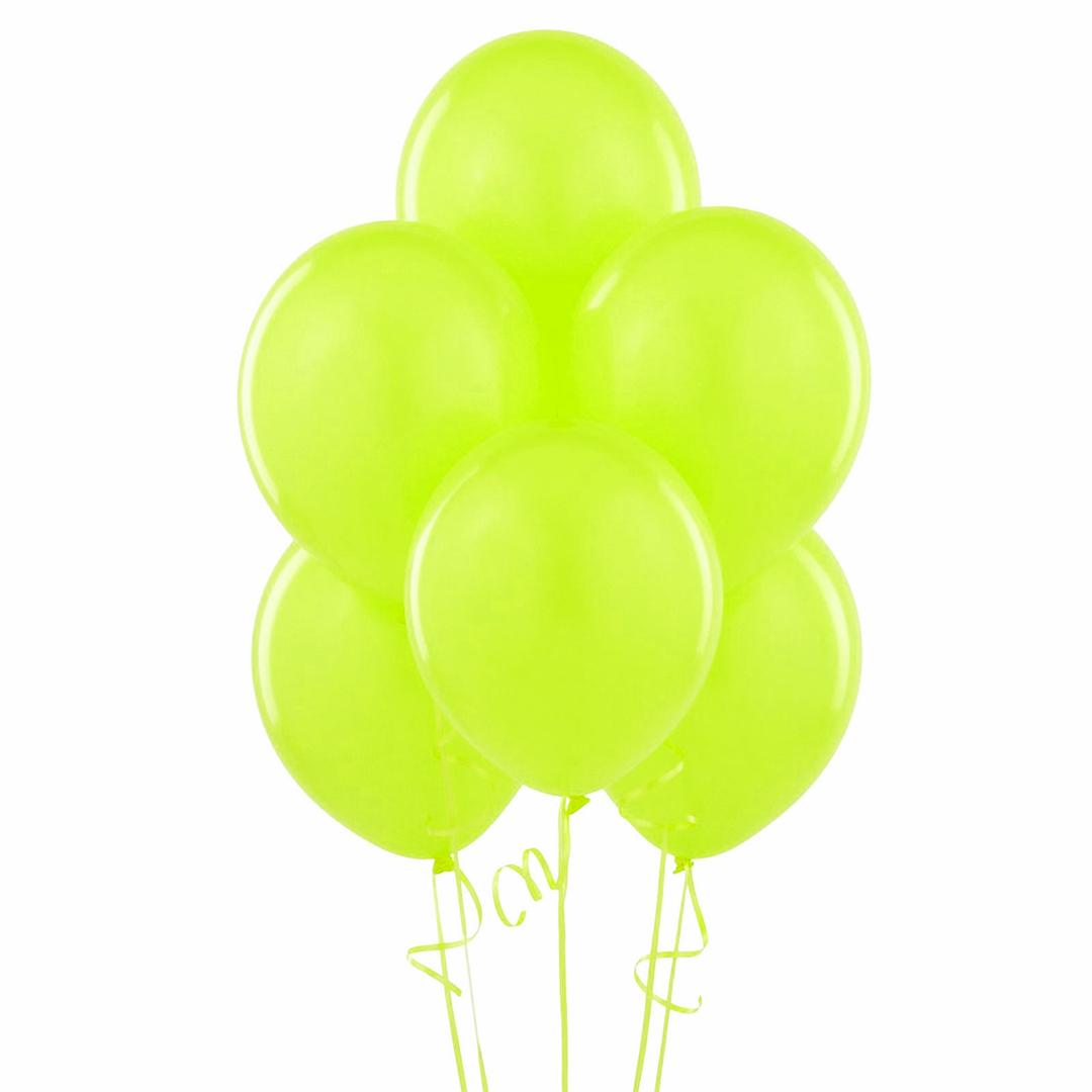 12-BALLONS-VERTS-ANIS