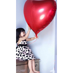 BALLON-COEUR-ROUGES-XL
