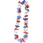 Collier-hawaien-bleu-blanc-rouge