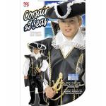 deguisement pirate corsaire noir enfant 2