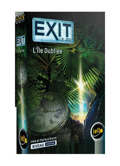 L'Île oubliée - Exit Le Jeu - Escape Game - Great Escape medium