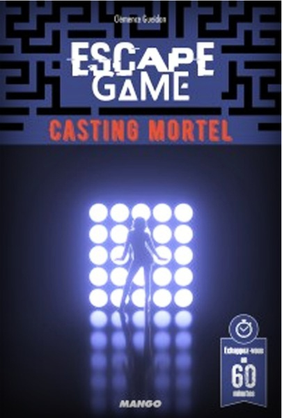 Casting mortel - Escape Game - Great Escape version 4