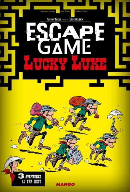 Lucky Luke - Escape Game - Great Escape V3