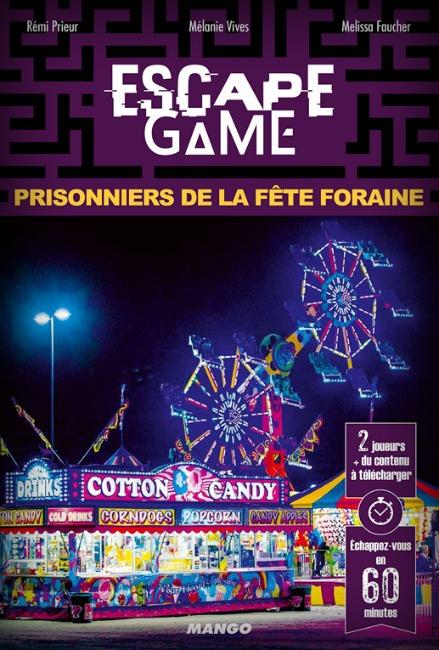 Prisonniers de la fête foraine - Escape Game - Great Escape V2