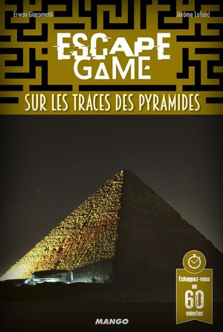 Sur les traces des pyramides - Escape Game - Great Escape V3