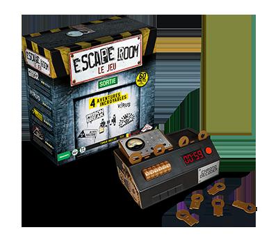 Escape Room Le Jeu - Décodeur - Escape Game - Great Escape medium
