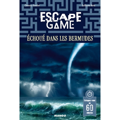 ESCAPE GAME - Echoué dans les Bermudes