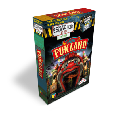 Escape Room Le Jeu - Extension Funland