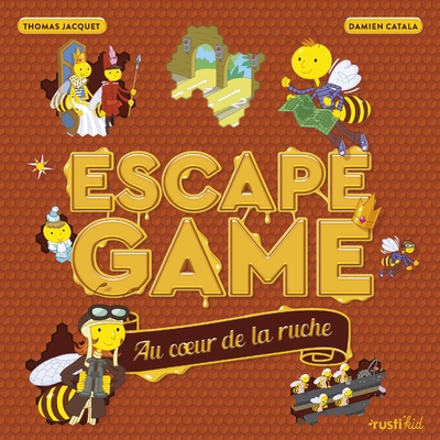 ESCAPE GAME Kids - Au coeur de la ruche