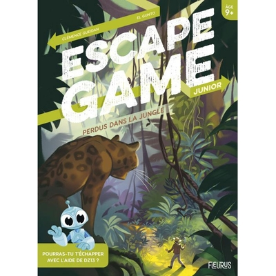 ESCAPE GAME Junior - Perdus dans la jungle