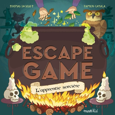 ESCAPE GAME Kids - L'apprentie sorcière