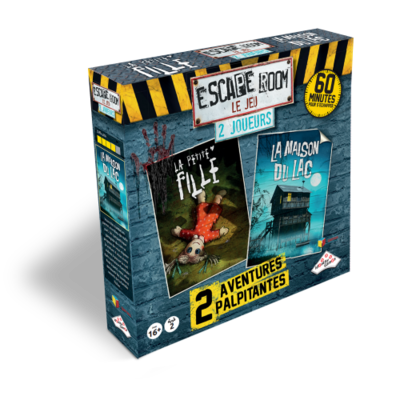 Escape Room le Jeu - Dual Player Horreur