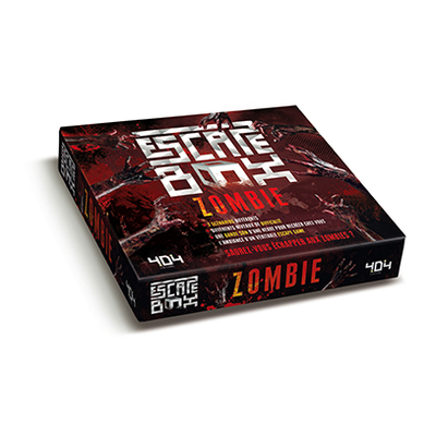 ESCAPE BOX - ZOMBIE