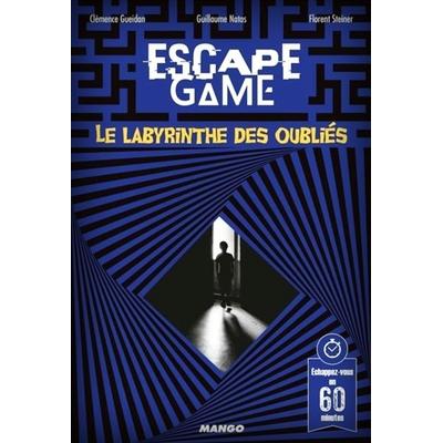 ESCAPE GAME - Le labyrinthe des oubliés