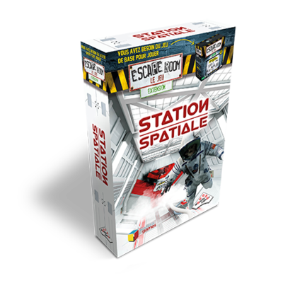 ESCAPE ROOM LE JEU - Extension Station spatiale