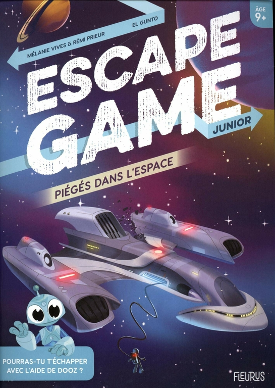 Piégés dans l'espace - Escape Game - Great Escape