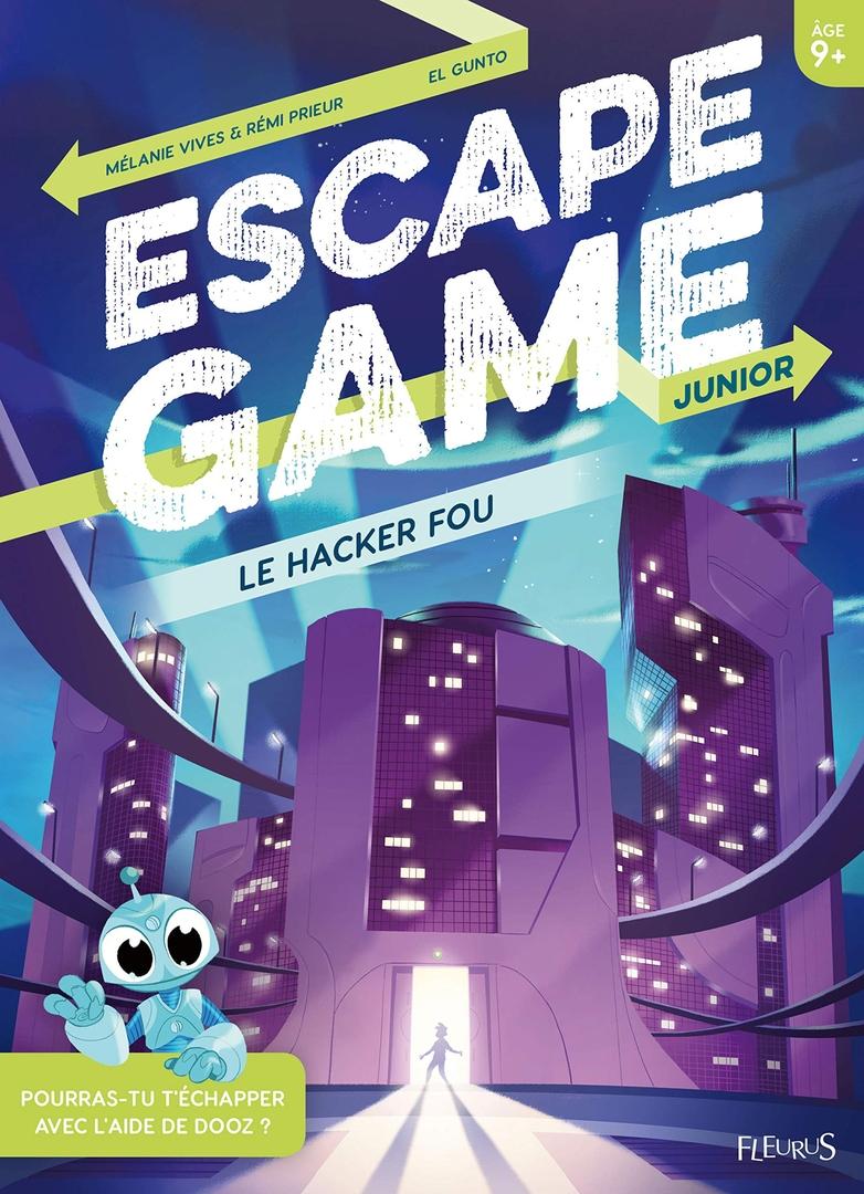 Le hacker fou - Escape Game Kids - Great Escape V4