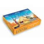Escape box- Enquête au Louvre - Escape Games - Jeu de société d'évasion - Escape rooms - Great Escape - front
