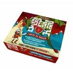 Escape box- L'antre du dragon - Escape Games - Jeu de société d'évasion - Escape rooms - Great Escape - Front