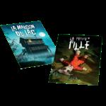 Escape Room Le Jeu - 2 joueurs - Horreur - Escape Game - Jeu dévasion - Great Escape détail