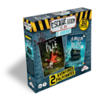 Escape Room Le Jeu - 2 joueurs - Horreur - Escape Game - Jeu d'évasion - Great Escape